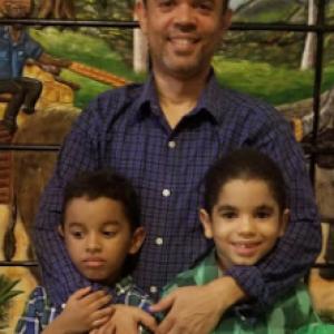 father picture - Héctor Antonio Martínez Diloné